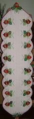 Trilho Natalino (PHOENIX DOURADA) Tags: patchwork em trilho natalino