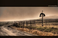 God is everywhere (Dan Apostol) Tags: rural canon christ god country religion jesus tradition orthodox orthodoxe dieu dumnezeu topseven superaplus aplusphoto outstandingromanianphotographers