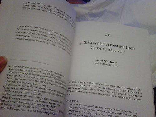 I'm published!