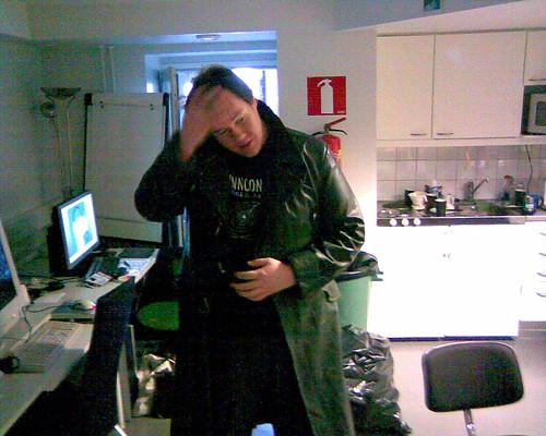 Jarmo the Nazi biker