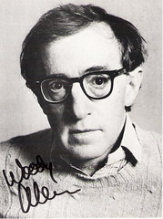 Woody Allen Printed (A.Currell) Tags: allen woody autograph printed request autographs requested