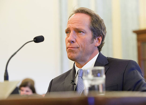 Mike Rowe Testifying Before Senate Committee
