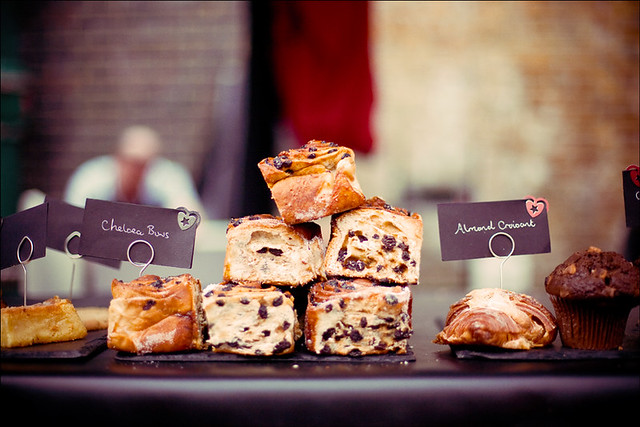 Pastries of Bricklane