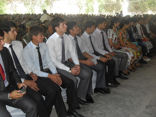 В Курган-Тюбе прошли мероприятия в честь Дня молодежи Таджикистана (16)