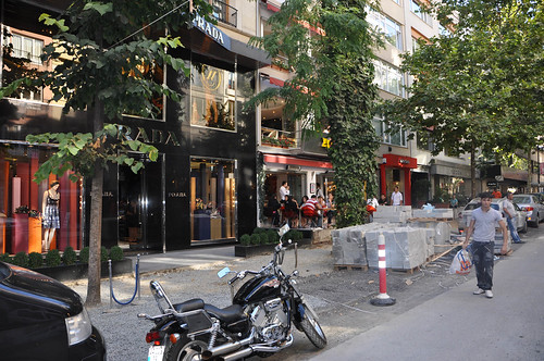 Barrio de Nisantasi - Estambul