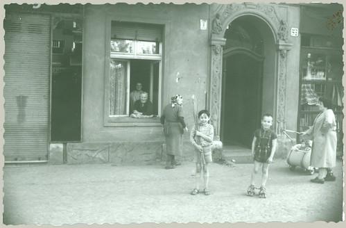 Street Scene at Number 27