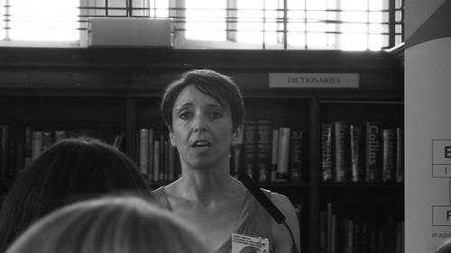 Edinburgh International Book Festival Programme Launch 02