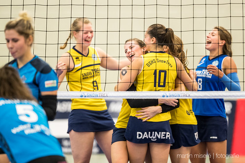 "3. Heimspiel vs. Volleyball-Team Hamburg • <a style=""font-size:0.8em;"" href=""http://www.flickr.com/photos/88608964@N07/32003260983/"" target=""_blank"">View on Flickr</a>"