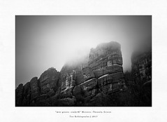 mist giants - study #2 (Teo Kefalopoulos - Art Photography) Tags: meteora
