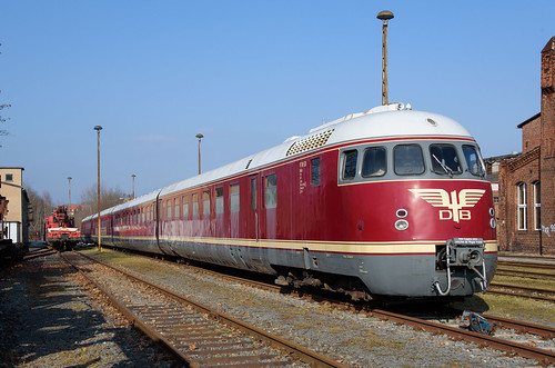 VT 08 520 DB Museum