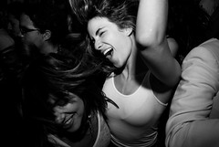 Rockin' it hard (RubioBuitrago) Tags: girls party dance colombia bogota fiesta dancing nightclub chicas bailando bailar discoteca sicoactiva