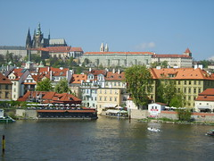A Panorama of Prague