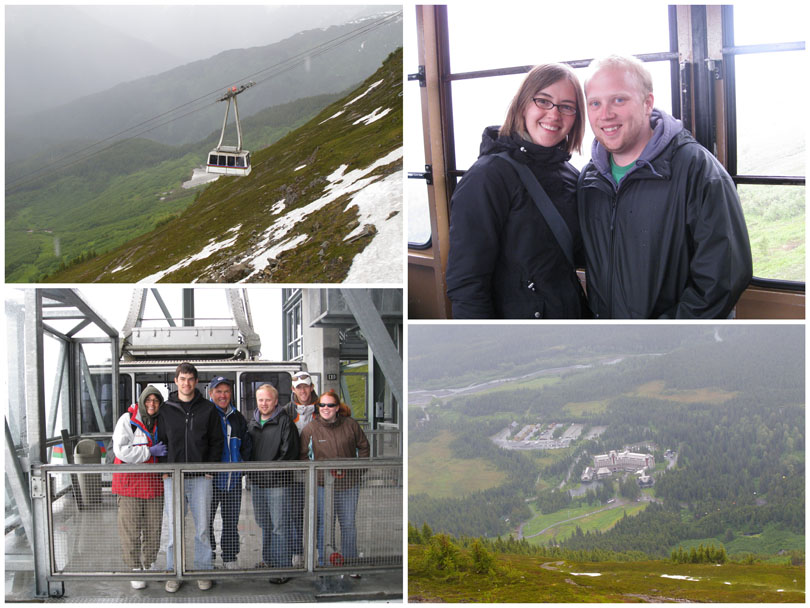 Mt. Alyeska Tram Ride
