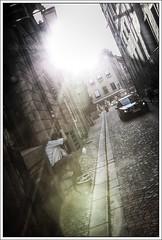Once again into the light (Kaj Bjurman) Tags: old light eos town sweden stockholm 5d hdr kaj mkii markii cs4 photomatix bjurman