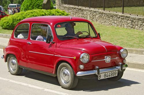 SEAT 600 19571973