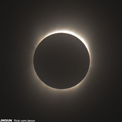 DSC_7893 (jwsun) Tags: china shadow sun moon dark solar eclipse corona hangzhou  total lunar 2009  solareclipse
