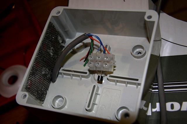 Outside Back Temperature Sensor
