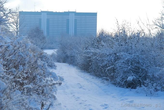CKD zimą