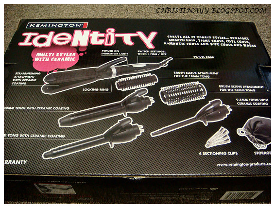 Remington Identity Multi Styler With Ceramic