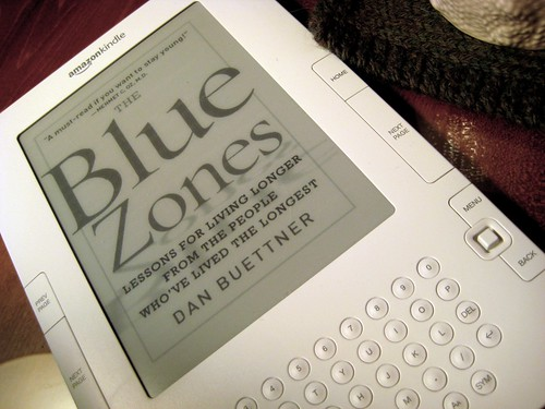 On my Kindle