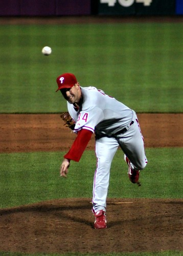 cliff lee, philly by artolog.