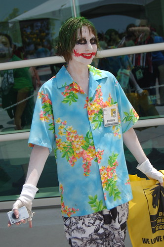 Comic Con 09: