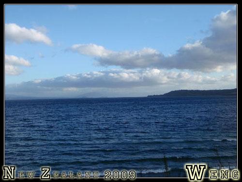 Taupo, Lake Taupo