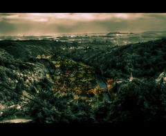 Vianden (Sam ) Tags: beautiful canon landscape europa europe luxembourg landschaft hdr luxemburg vianden diekirch artistictreasurechest sam8883 magicunicornverybest sailsevenseas trolledproud