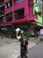 Bangkok - Reflections (dela.c) Tags: reflections thailand bangkok ricohgrd