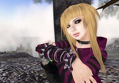 Hey you! (Beca Staheli) Tags: life gay boy cute girly feminine avatar emo crossdressing teen secondlife kawaii second trap effeminate androgynous bishonen prettyboy femboy femboi