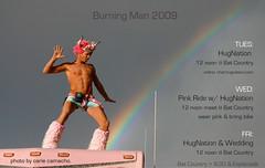 my Burning Man 09 schedule