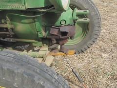 MVI_4214 (calorifuge) Tags: tracteur vierzon dmarrage monocylindre rchauffage boulechaude