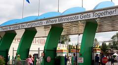 Leaving the Minnesota State Fair by mjkeliher