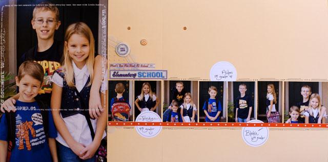 School Fall 2009