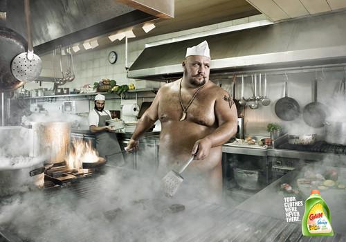 Gain_Febreze_Chef_ENG por você.