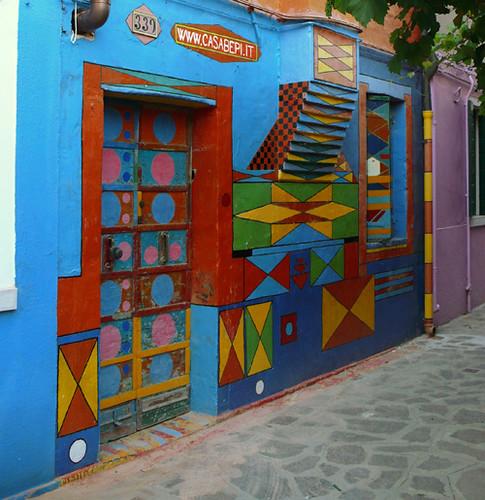 Casa Bepi, Burano
