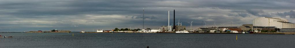 Copenhagen: Nyholm Panorama
