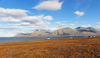 Svalbard, landscape