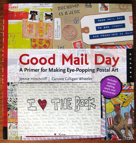 The book and the mail art it spawned