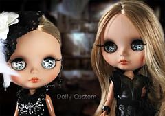 no.6 Doily custom