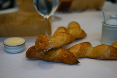 baguettes at Bouchon