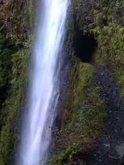 South Entrance - Tunnel Falls (Fort Rains, Washington, United States) Photo