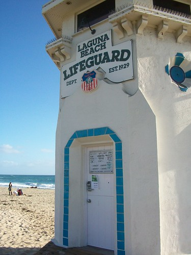 laguna beach lifeguard house