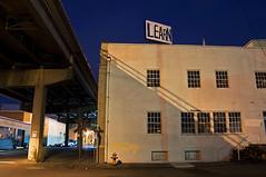 Learn (Jon Asay ) Tags: urban night oregon portland industrial district central madison eastside hawthorne learn