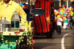 A Colourful Procession.. (SonOfJordan) Tags: road old city light people colour boys festival century canon balloons eos centennial downtown cityhall flag amman parade jordan theme 100 procession colourful cart xsi gam    450d      samawi  sonofjordan shadisamawi    wwwshadisamawicom