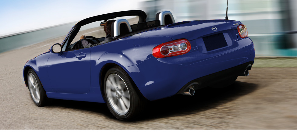 Mazda MX-5 Miata test drive images