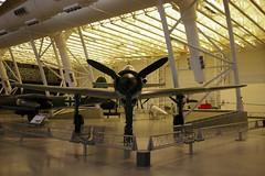 Dornier Do 335 'Pfeil' ('Arrow') (THoog) Tags: plane germany airplane washingtondc smithsonian fighter aircraft wwii worldwarii nationalairandspacemuseum udvarhazy luftwaffe thoog