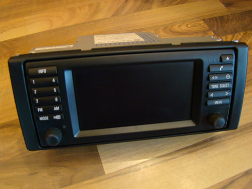 bmw e39 turbo. BMW E39 16:9 TV NAVI MONITOR