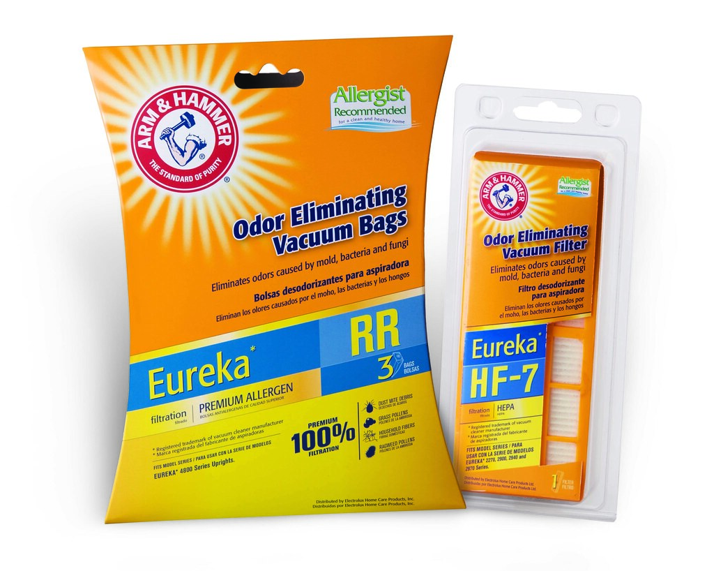ARM & HAMMER Vacuum Bag and Filter