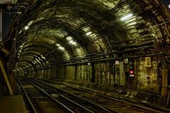 trangtun R-1 (mkrentz) Tags: boston train subway t blueline metro tracks tunnel